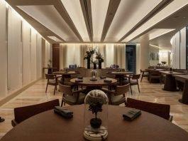 salle du restaurant Preludio - Bonnes tables à Singapour