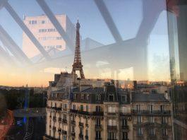 Paris l'été jolies lumières