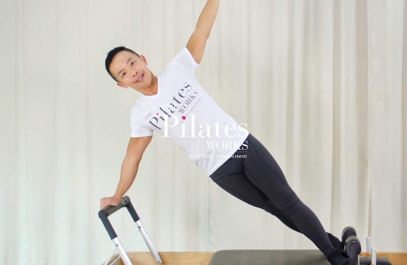 PIlates Instructor Collin Low - Pilates Body Works Singapore