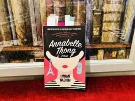 Livre Annabelle Thong